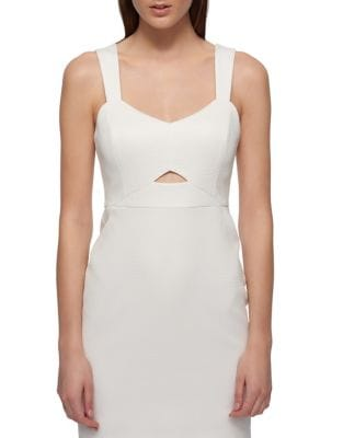 Cutout Front Dress by Guess