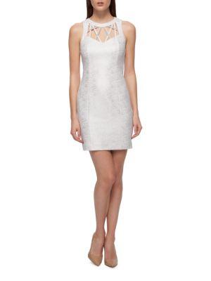 Sleeveless Zip Dress by Guess