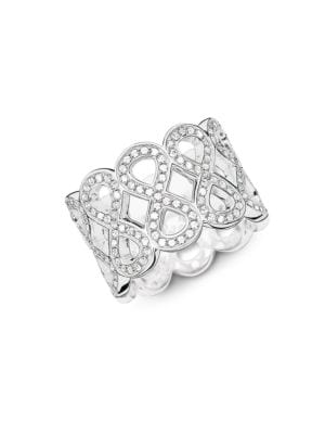 Sterling Silver Infinity Ring 500087135069