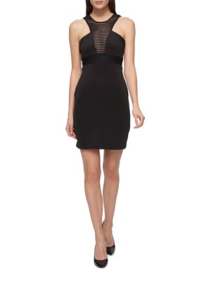 Perforated Dress by Guess