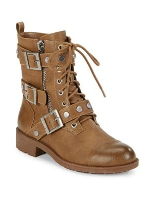 Colt Lace-Up Boots by Charles by Charles David