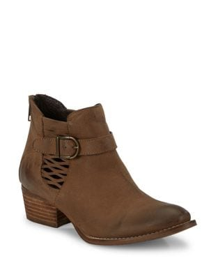Yara Ankle Booties by Charles by Charles David