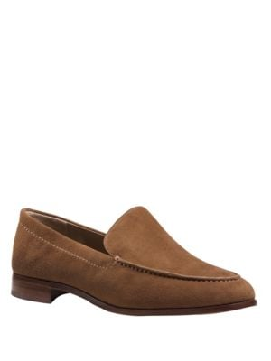 Wren Suede Loafers by Michael Kors Collection