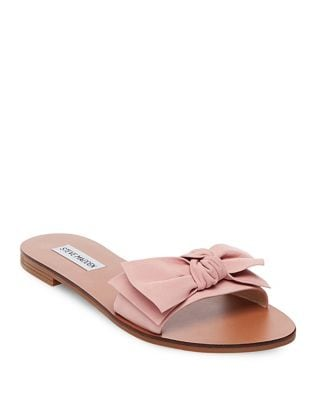 Buy Knots Slide Sandals by Steve Madden online