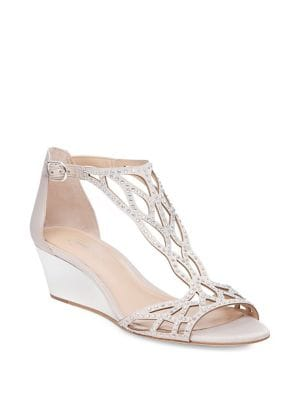 Jalen Wedge Sandals by Imagine Vince Camuto