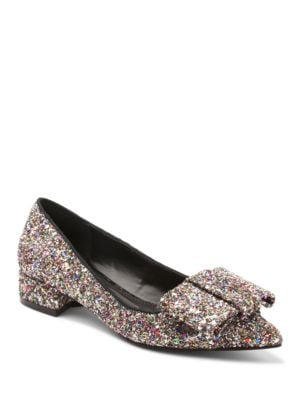 Noel Glittered Flats by Kensie