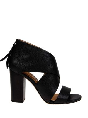 Danett Textured Leather Sandals by Splendid