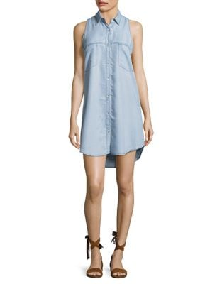 Chambray Shirtdress by BB Dakota