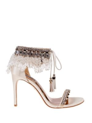 Katrina Embellished Heels by Badgley Mischka