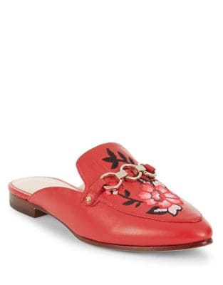Canyon Redle Leather Mules by Kate Spade New York
