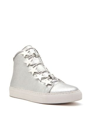 Astrea Leather Sneakers by Katy Perry