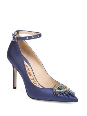 Hermione Applique Pumps by Sam Edelman