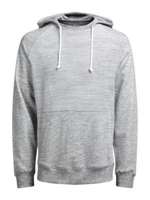 Jormelrose Hooded Cotton Sweater by Jack & Jones