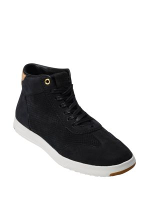 Grandpro Leather Hi-Lo Sneakers by Cole Haan