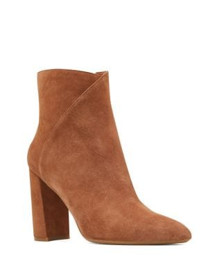 Argyle Suede Booties by Nine West