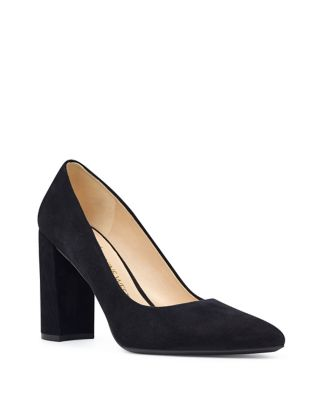 Astoria Suede Pumps by Nine West