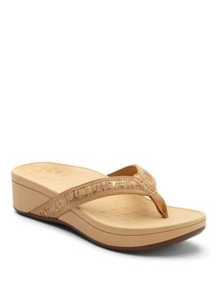 Pacific Hightide Orthaheel Sandals by Vionic