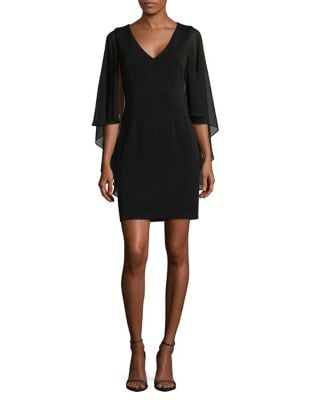 Photo of Sheer Formal Dress by Vince Camuto - shop Vince Camuto dresses sales