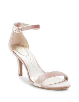 Madia Velvet Sandals by Bandolino
