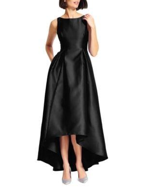Hi-Lo Sleeveless Dress by Adrianna Papell