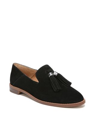 Hadden Leather Tassel Loafers by Franco Sarto