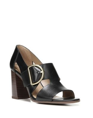 Marketa Leather Open Toe Sandals by Franco Sarto