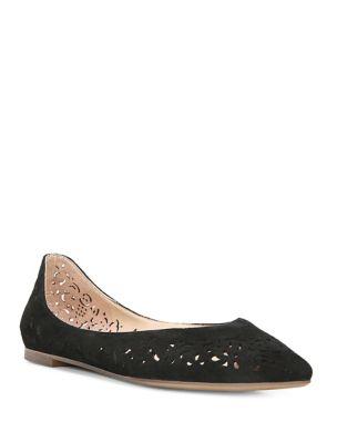 Sabana Leather Ballet Flats by Franco Sarto