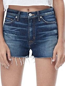 Cali logan jean shorts