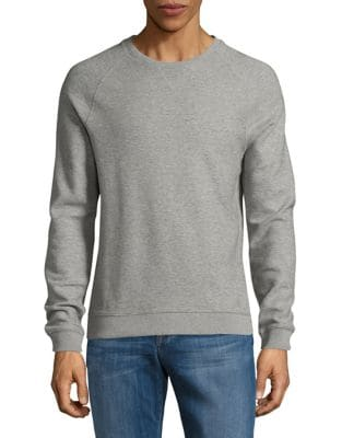 Cotton Crewneck Sweater...