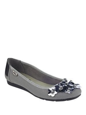 Sport Floral Dress Flats by Anne Klein
