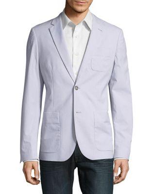 Pinstripe Sports Jacket...