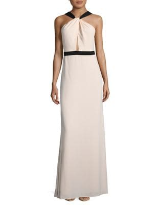 Halter Floor-Length Dress by Jill Jill Stuart