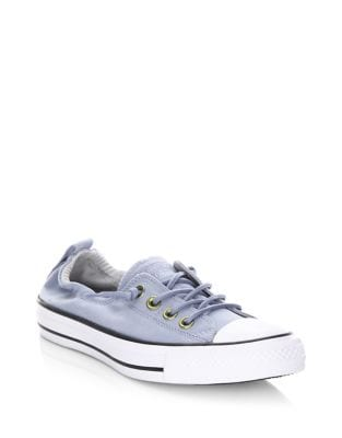 Canvas Slip-On Sneakers by Converse