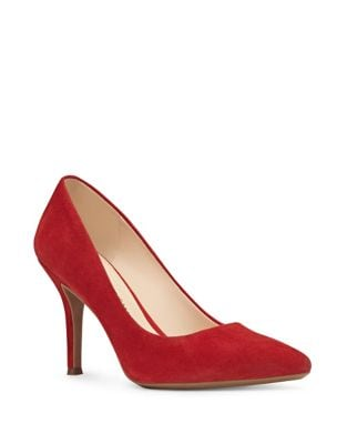Fifth Patterned Stiletto Pumps by Nine West