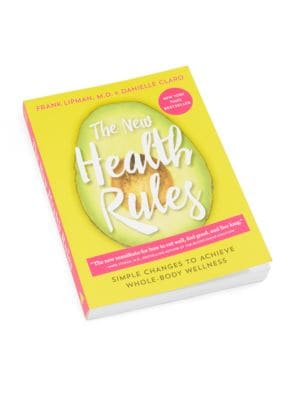 The New Health Rules Book by Frank Lipman, M.D. and Danielle Claro 500087182670