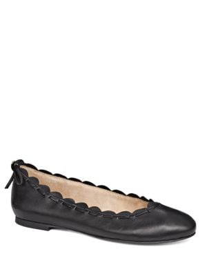 Lucie Leather Flats by Jack Rogers