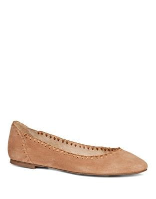 Ellie Suede Flats by Jack Rogers