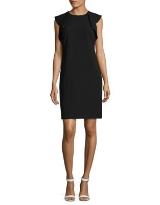 Elegant Classic Sheath Dress by Karl Lagerfeld Paris
