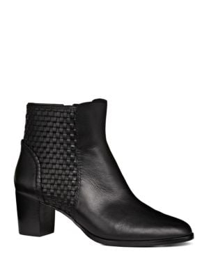 Deborah Leather Ankle Boots by Jack Rogers