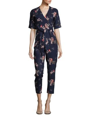 Floral Print Jumpsuit by Phase Eight