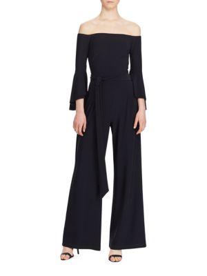 Bohemian Bell Sleeve Jumpsuit by Lauren Ralph Lauren