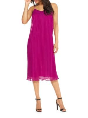 Ribbed Midi Dress by Maggy London