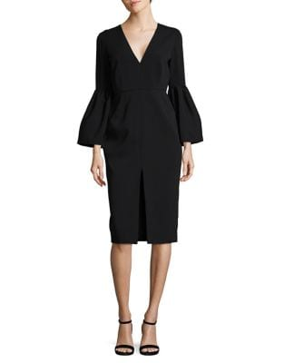 Bell Sleeve Dress by Jill Jill Stuart