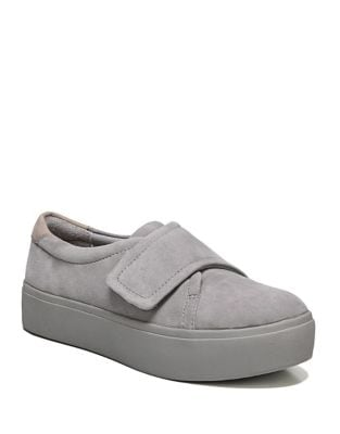 Abbot Suede Slip-On Sneakers by Dr. Scholl's
