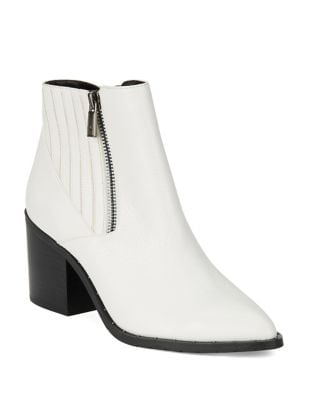Cue Up Leather Booties by Kenneth Cole REACTION