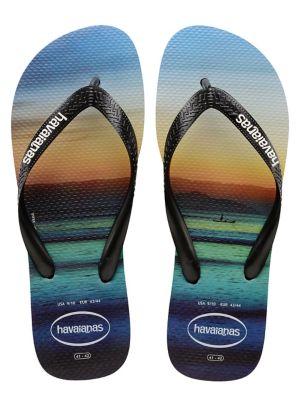 Hype Rubber Flip Flops by Havaianas