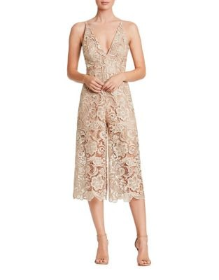 Marion Mid-Length Jumpsuit by Dress The Population