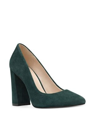 Denton Suede Pumps by Nine West