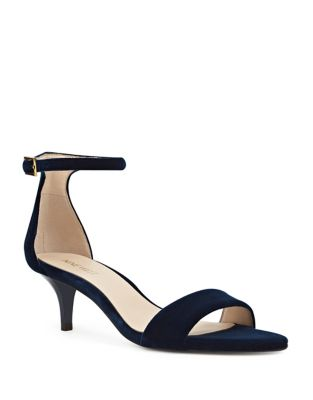 Leisa Angelic Velvet Sandals by Nine West