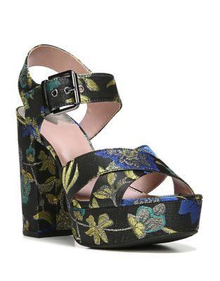 Maria Textile Platform Sandals by Circus by Sam Edelman